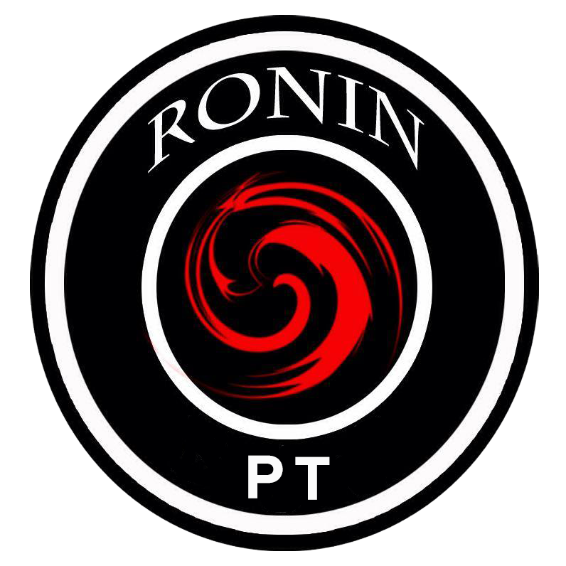 Ronin Personal Training New Haven CT Logo