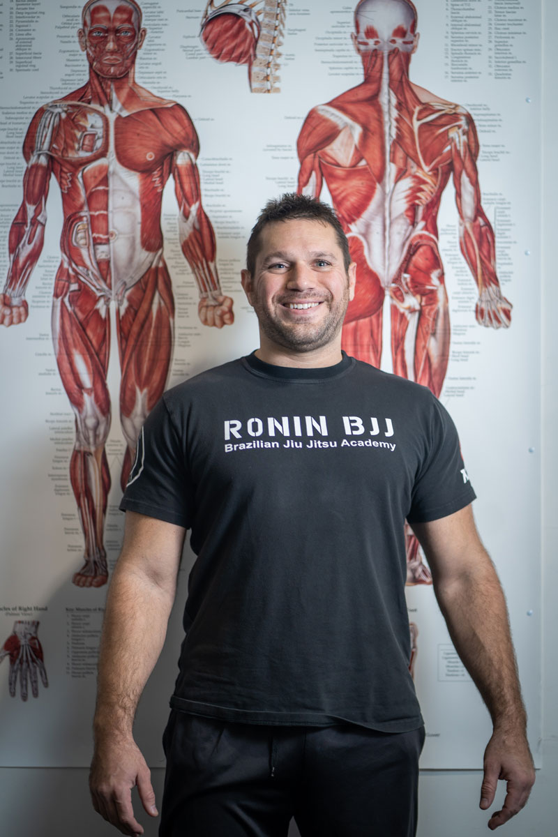 Andrew Spinnato - Personal Trainer in New Haven