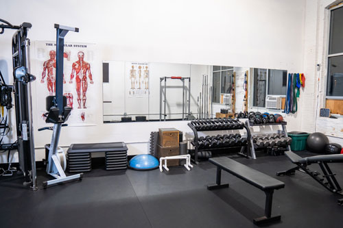 Ronin Personal Training Gym